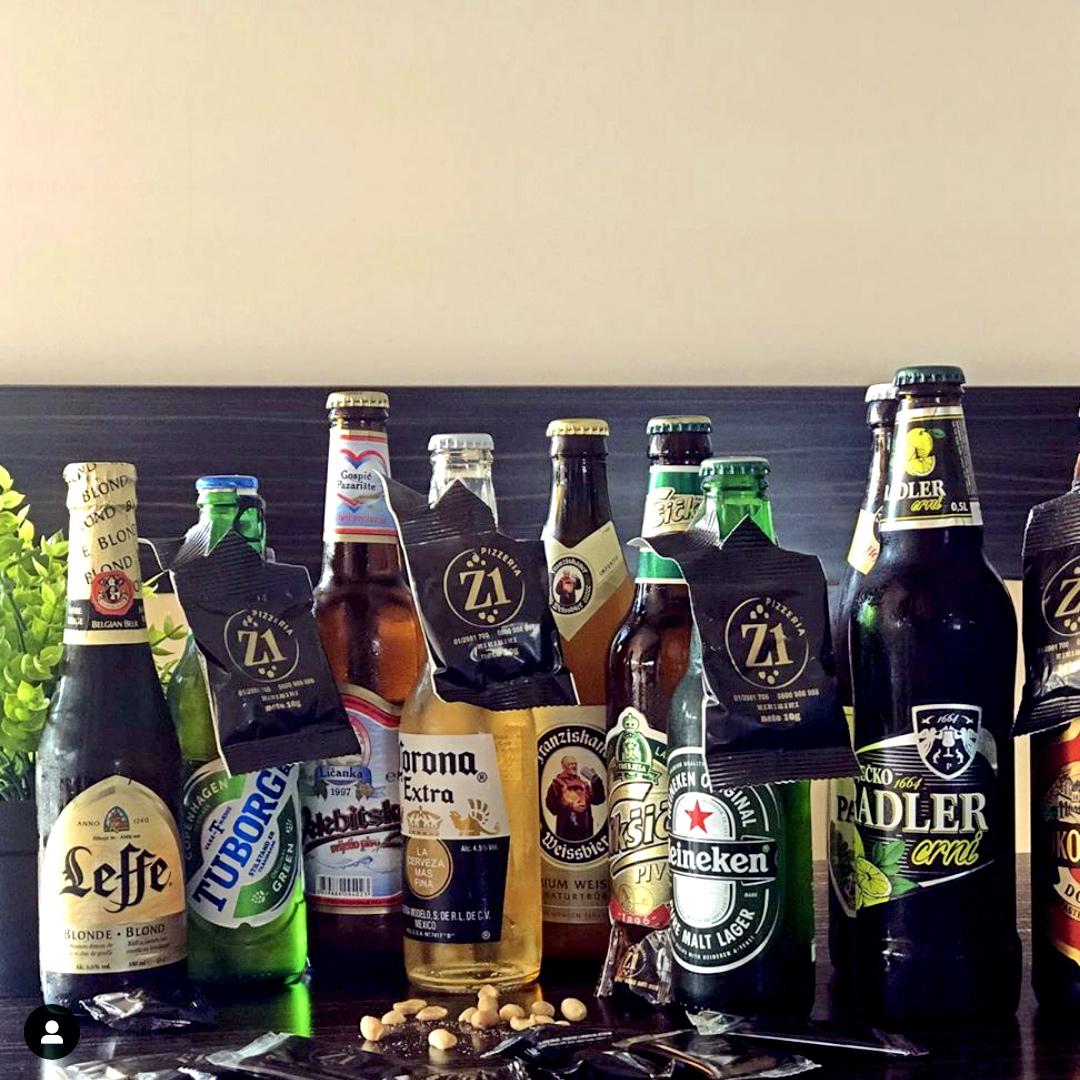 Bogata pivska karta